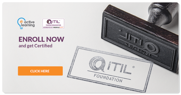 ITIL ® Foundation Certification Program