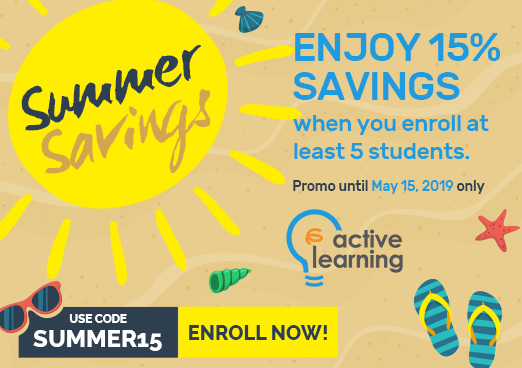 ActiveLearning Promo