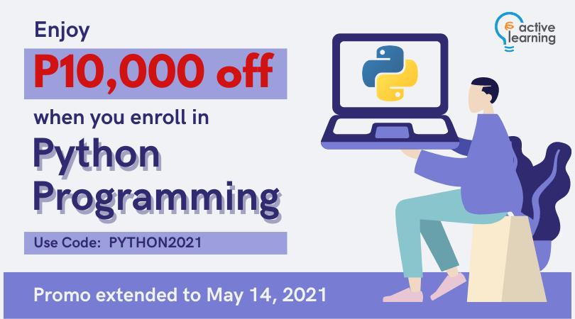 Python Promo
