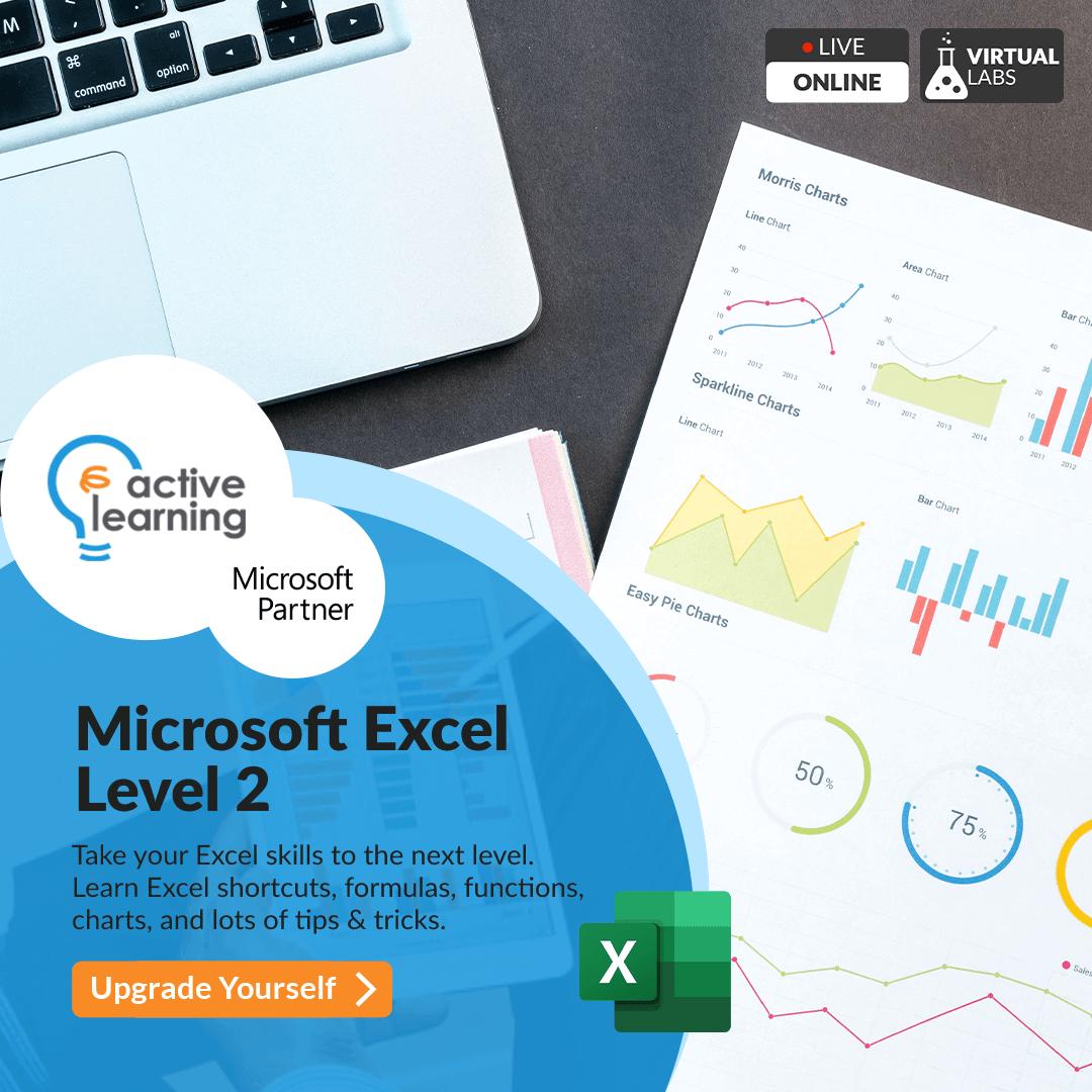 Microsoft Excel Level 2